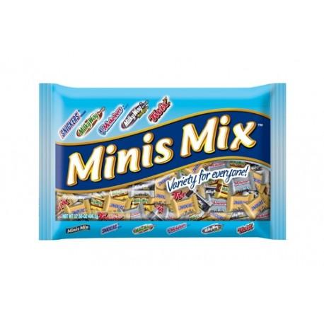 Mix Minis Bag 496.11g