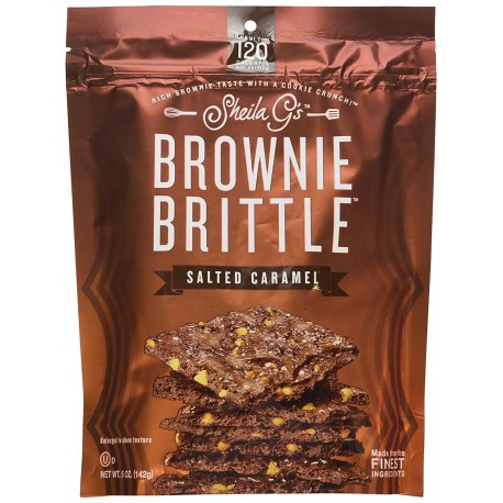 Sheila Brownie Chocolates 142g