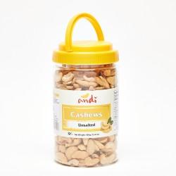 Andi Unsalted Cashews 450g