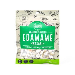 Founding Farmers Roasted Shelled Edamame Wasabi 40g