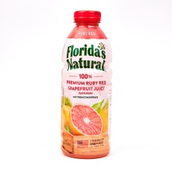 Florida's Natural 100% Premium Ruby Red Grapefruit Juice 1 L