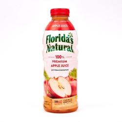 Florida's Natural 100% Premium Apple Juice 1 L