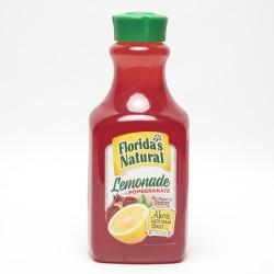 Florida's Natural Lemonade with Pomegranate Fruit Juice 1.75L