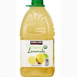 Kirkland Signature Organic Lemonade 2.84L