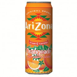 Arizona Orangeade Fruit Juice Cocktail 680mL