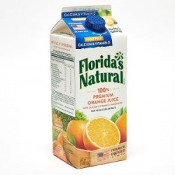 Floridas Natural Premium Orange Juice No Pulp 1.5 L