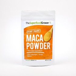 Superfood Grocer Organic Maca Powder 100g