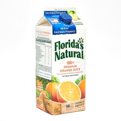 Florida's Natural Premium Orange Juice with Calcium & Vitamin D 1.5 Liters