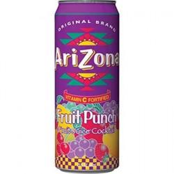 Arizona Fruit Punch Juice Cocktail 23 oz.