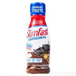 SlimFast Original Rich Chocolate Royale Shake 325mL