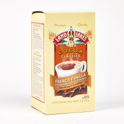 Land O Lakes Cocoa Classics French Vanilla & Chocolate Hot Cocoa Mix 213g