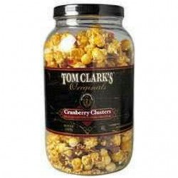 Tom Clark's Cranberry Popcorn 28oz