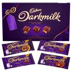 Cadbury Dark Milk Rich and Creamy Collection 340g