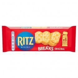Nabisco Ritz Breaks Original Crackers 190 g