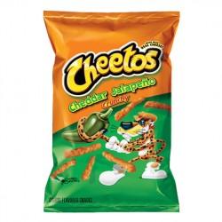 Cheetos Crunchy Cheddar Jalapeno 226.8g