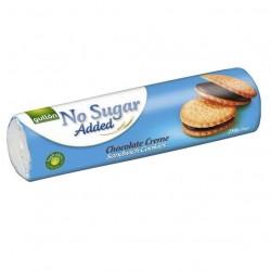 Gullon No Sugar Chocolate Cream Sandwich Cookies 250g