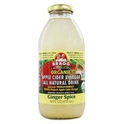Bragg Drink Ginger Spice