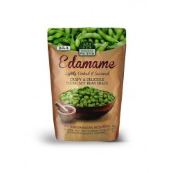 DJ&A Nature's Protein Edamame Young Soy Bean Snack 52g