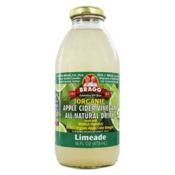 Bragg Drink Apple Cider Limeade 16oz