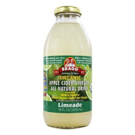 Bragg Drink Apple Cider Limeade