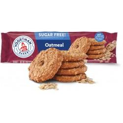 Voortman Sugar Free Oatmeal Cookies 227g