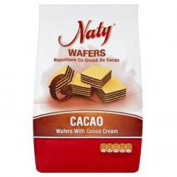 Naty Cocoa Wafers 180g