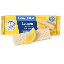 Voortman Lemon Wafers Sugar Free 255g