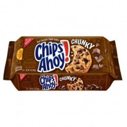 Nabisco Chips Ahoy Chunky 333g