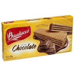 Bauducco Chocolate Wafer 165g