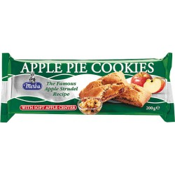 Merba Brown Cookies With Soft Apple Center 200g