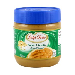 Lady's Choice Peanut Butter Super Chunky340g