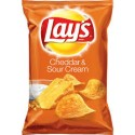Lays Cheddar & Sour Cream 184.2g