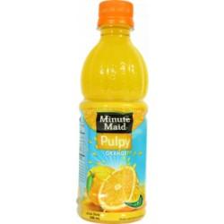 Minute Maid Pulpy Orange Juice 330ml
