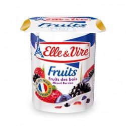 Elle N' Vire Yogurt W/Fruit Mixed Berry 125g
