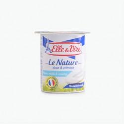 Elle N' Vire Yogurt Natural Flavor 125g