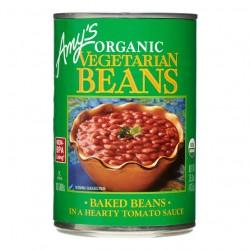 Amy's Vegetarian Organic Vegetarian Baked Beans 15oz 425g