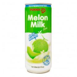 Pokka Fruit Milk Drink Melon 240ml