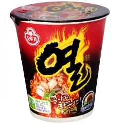 Ottogi Cup Noodles Yeul Ramen Small Hot 62g