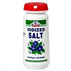 McCormick Iodized Salt Shaker 300g