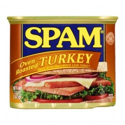 Spam Oven Roasted Turkey 12oz 340g