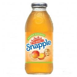 Snapple All Natural Juice Mango Madness 20oz