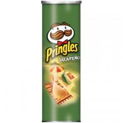 Pringles Snack Jalapeno 5.96oz 169gms