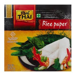 Real Thai Rice Paper