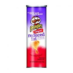 Pringles Snack Reduced 25% Fat Original 5.3oz 169g