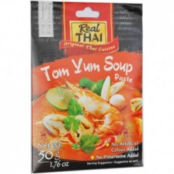 Real Thai Tom Yum Soup