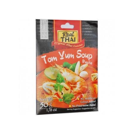 Real Thai Tom Yum Soup