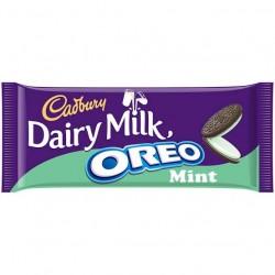 Cadbury Dairy Milk Oreo Mint Flavour 120g