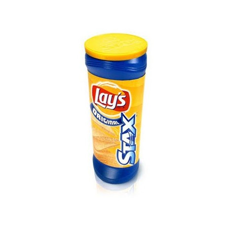 Lays Stax Extra Cheeze