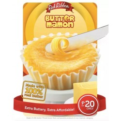 Red Ribbon Butter Mamon