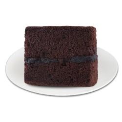 Red Ribbon Choco Cake Slice